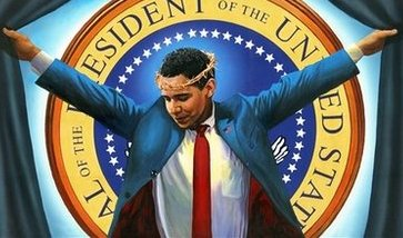 The Lord Messiah Obama