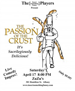 The Passion of The Crust
